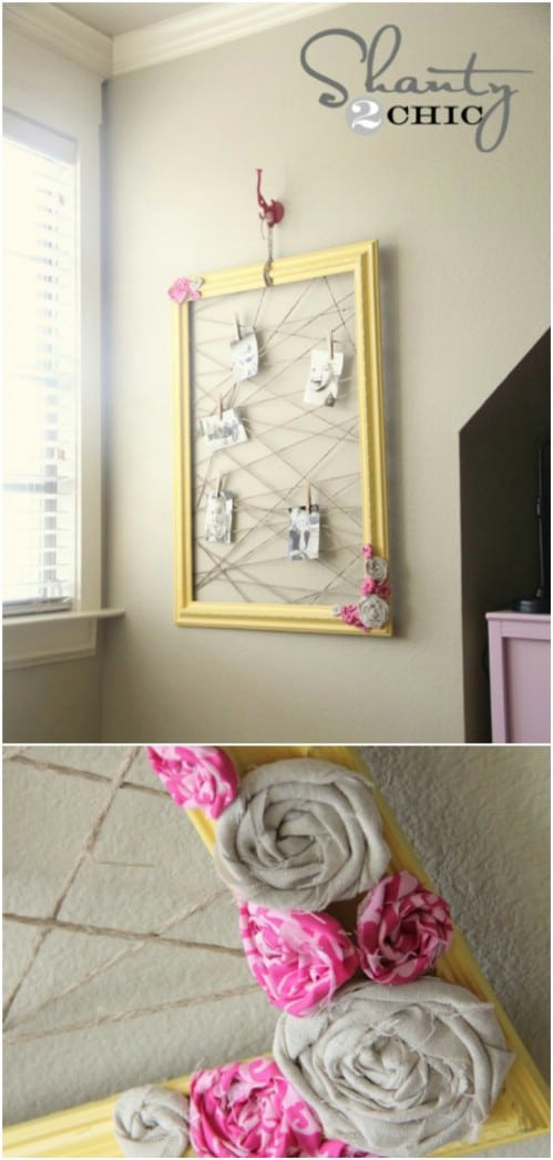 Twine Memento Picture Frame