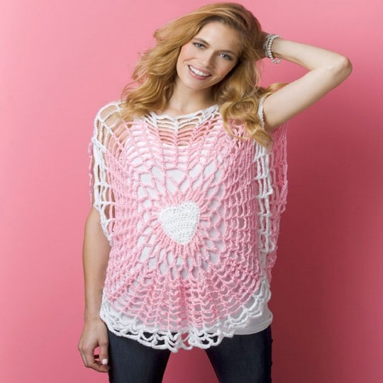 Lighthearted Tunic Styled Cover Up