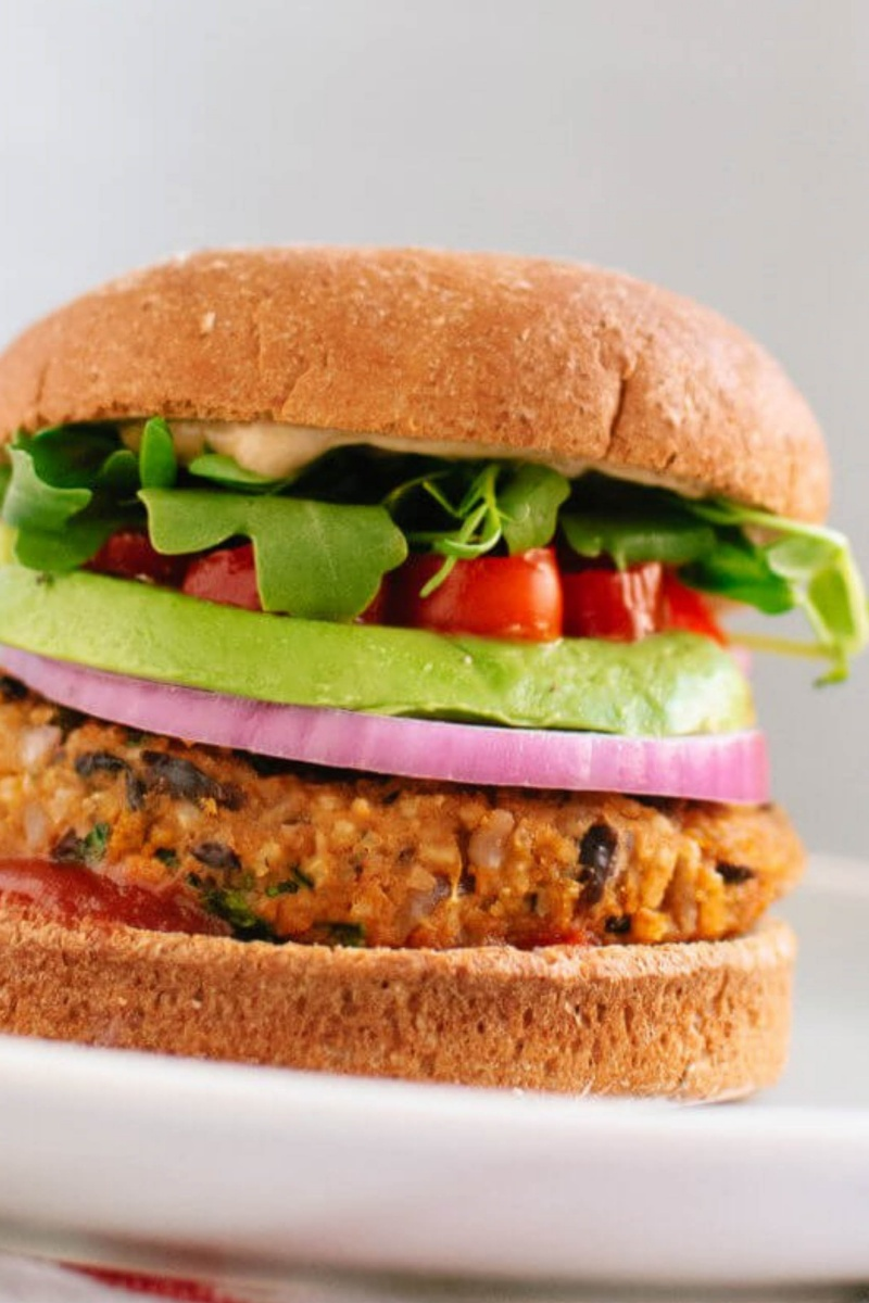The 11 Best Veggie Burger Recipes - Veggie Burger Recipes, Burger Recipes