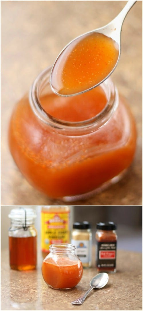 Homemade Soothing Cough Remedy
