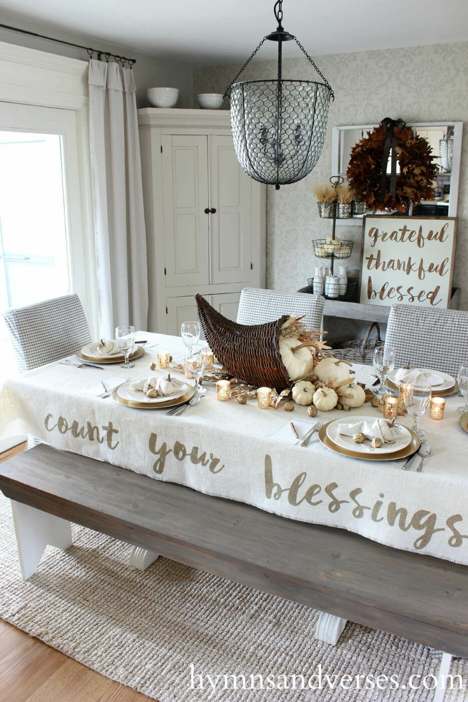 A Bounty of Fall Décor in Any Color