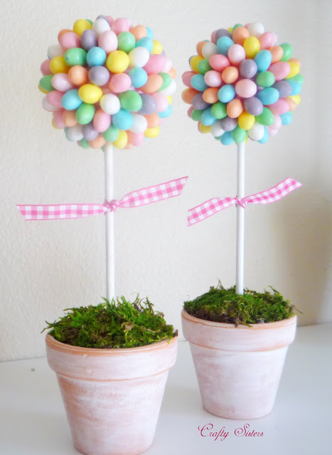 15 DIY Easter Decorations to Make - Homemade Easter Decorating Ideas - diy Easter decorations, DIY Easter Decoration, DIY Easter Decor Projects