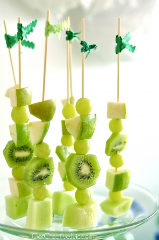 15 Food and Drink Ideas for a Super St. Patrick's Day - St Patrick's Day Treats, Food and Drink Ideas for a Super St. Patrick's Day, DIY St. Patrick's Day, DIY Ideas for St. Patrick's Day