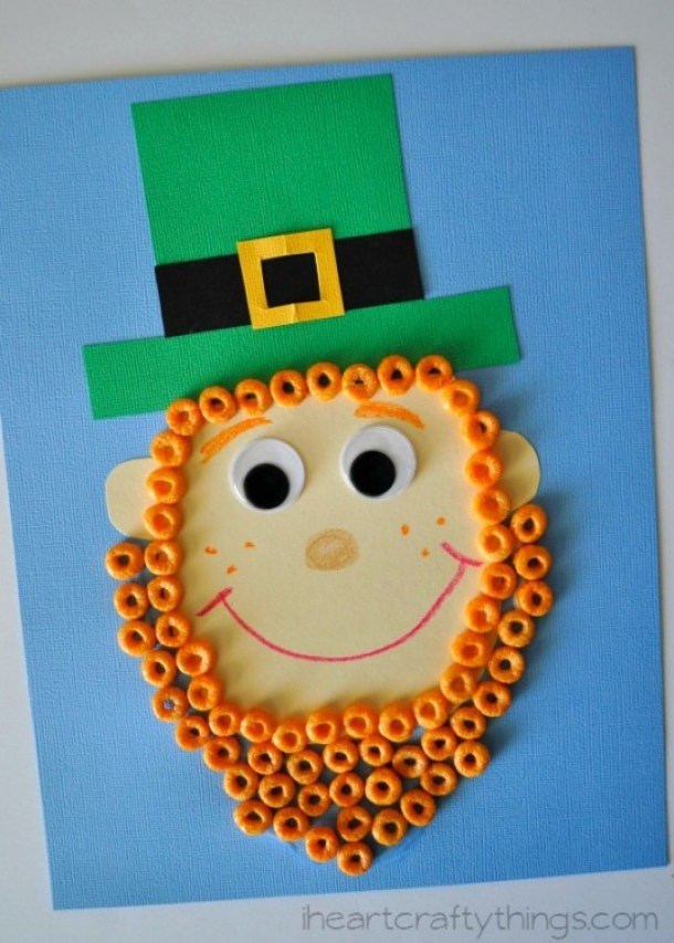 Easy St. Patrick's Day Leprechaun Crafts for Kids (Part 2) - St. Patrick's Day Leprechaun Crafts for Kids, St. Patrick's Day Leprechaun Crafts