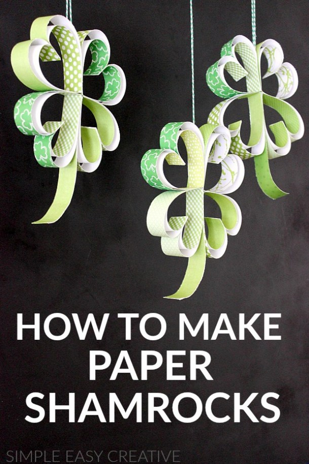 15 Easy DIY Decoration Ideas For St. Patricks Day