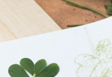 Lucky Shamrock Crafts for Kids to Make this St. Patrick's Day (Part 3) - St. Patrick's Day, DIY St. Patrick's Day Decoration, DIY St. Patrick's Day
