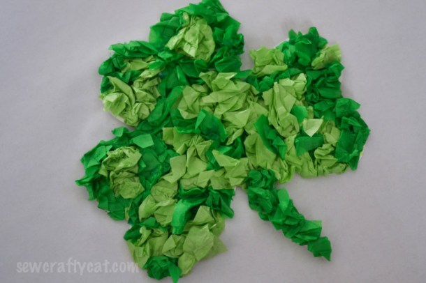 Lucky Shamrock Crafts for Kids to Make this St. Patrick's Day (Part 4) - Diy St. Patrick's Day Decorations, DIY St. Patrick's Day