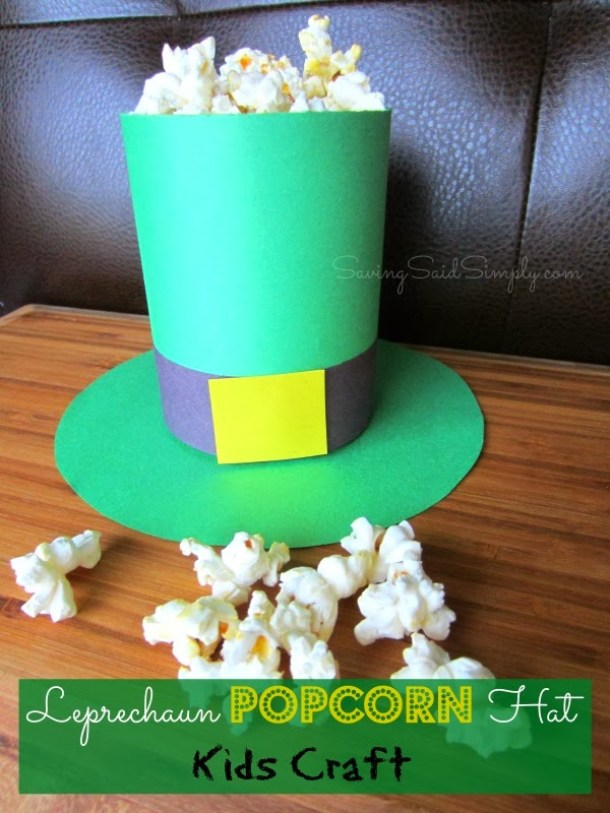 15 St. Patrick's Day Leprechaun Crafts for Kids (Part 2) - St. Patrick's Day Leprechaun Crafts for Kids, St. Patrick's Day Leprechaun Crafts, St. Patrick's Day Leprechaun, St. Patrick's Day Crafts, DIY St. Patrick's Day