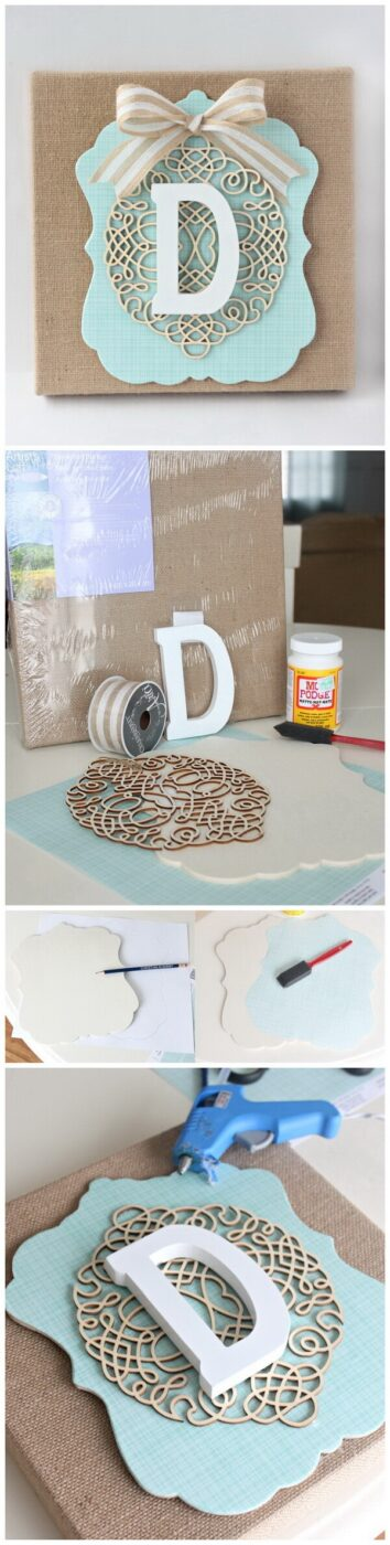 13 DIY Dollar Store Home Decor Ideas