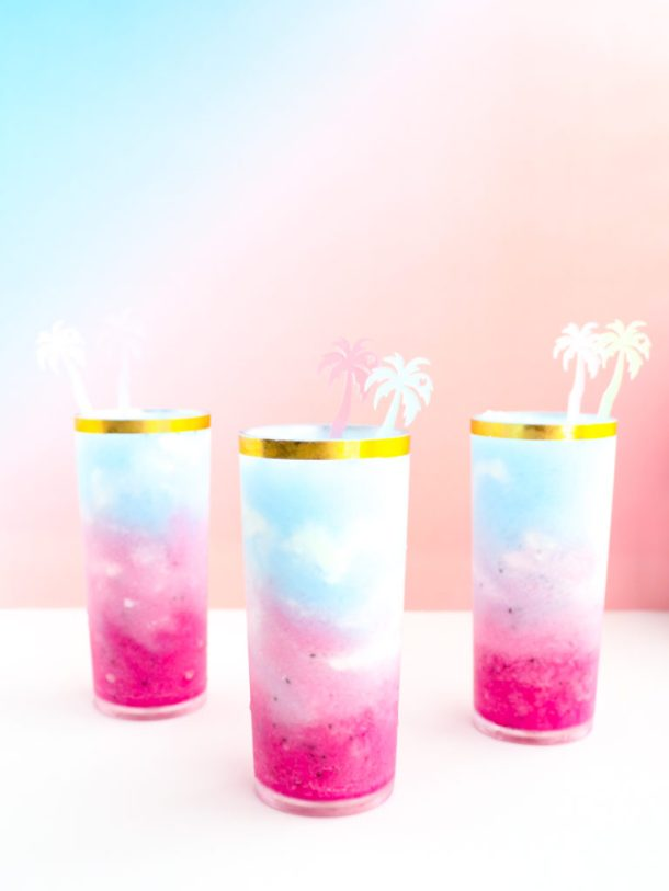 20 Best Frozen Cocktails – Cold and Refreshing Drinks for Summer (Part 2) - summer cocktails, Frozen recipes, Frozen Cocktails, Cocktails