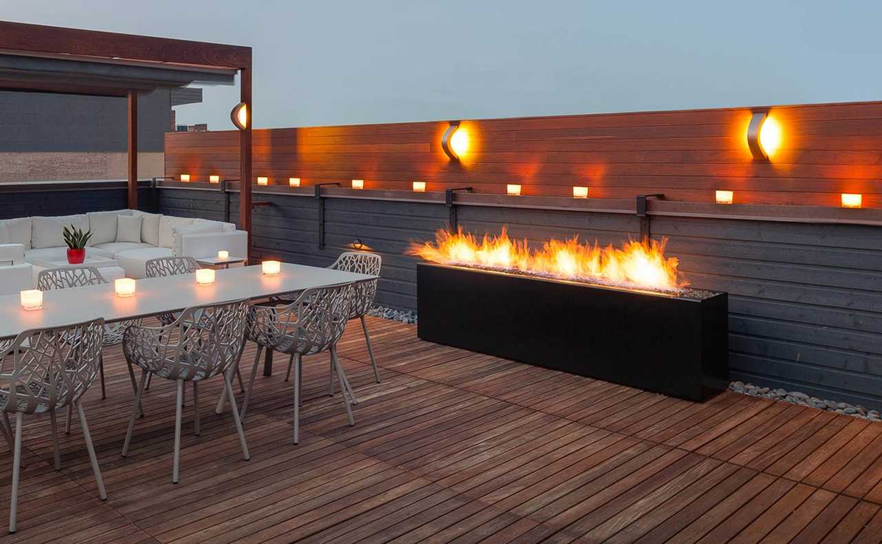 18 Luxurious Outdoor Fire Pit Design Ideas