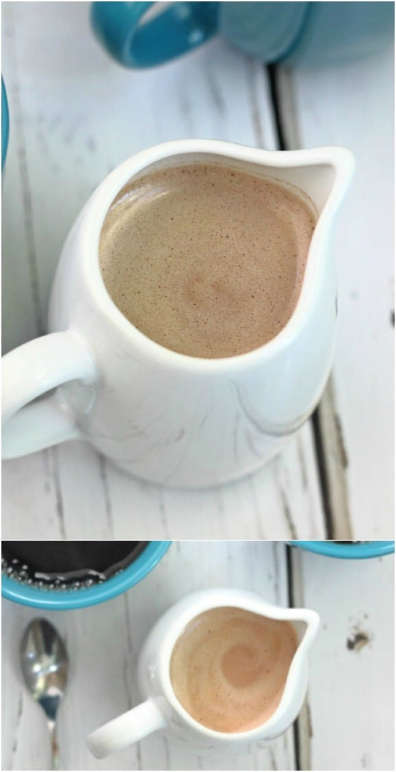 Snickers Coffee Creamer