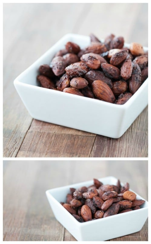 Homemade Spicy Almonds