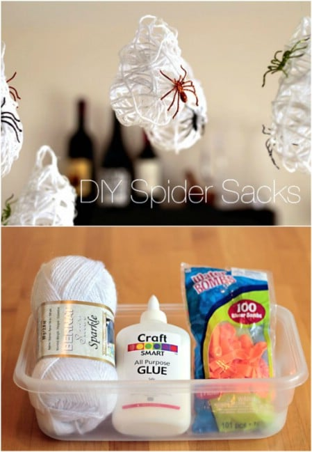 Spider Sacks