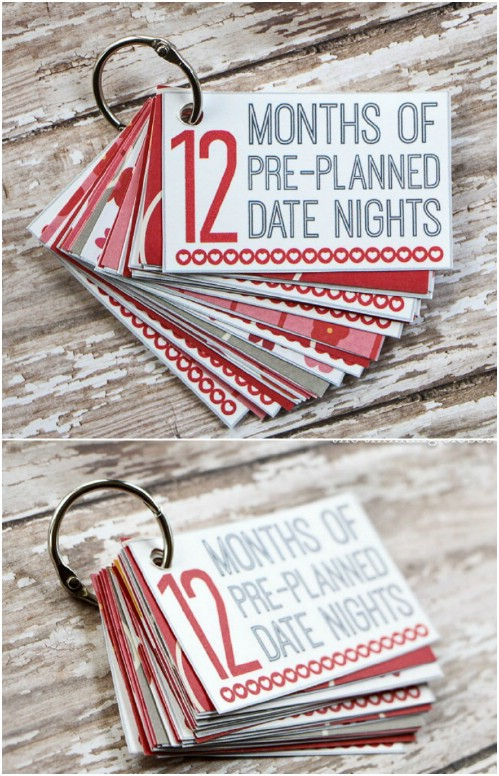 12 Months Of Date Nights