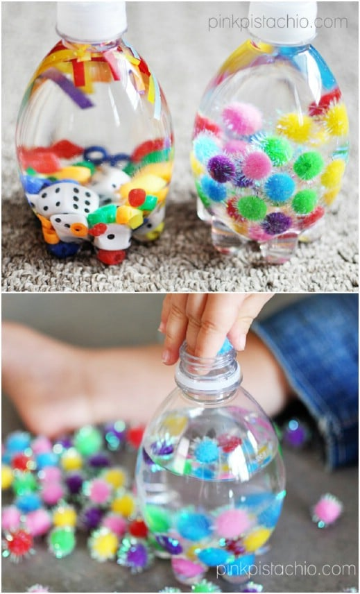 17 Creative And Educational DIY Baby Toys