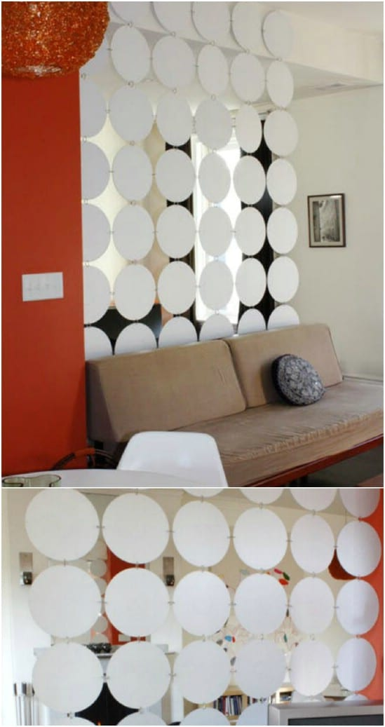 DIY Ideas: 16 Ways To Maximize Space With Room Dividers
