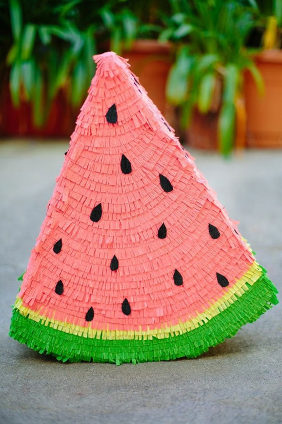 15 DIY Pinata Ideas That Will Start any Party - DIY Pinata Ideas, DIY Pinata, diy party decorations, diy party crafts, diy party