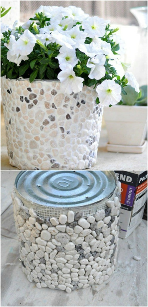 14 DIY Repurposing Ideas For Empty Coffee Containers