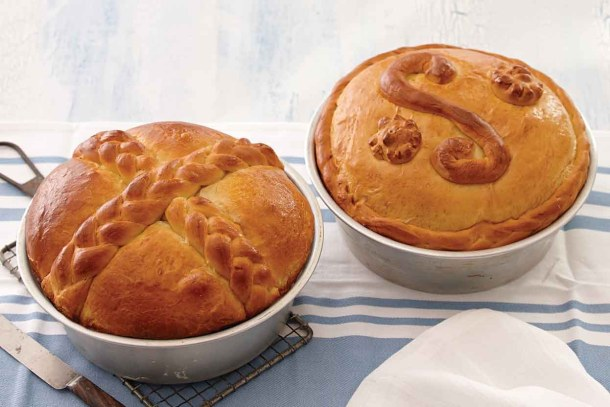 15 Delicious Easter Bread Recipes (Part 2)