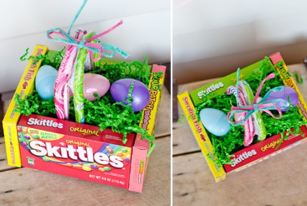 15 Cute Homemade Easter Basket Ideas Part 2