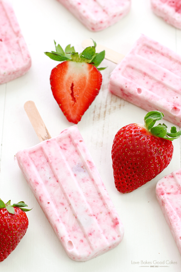20 Healthy Popsicle Recipes for Hot Summer Days (Part 1)