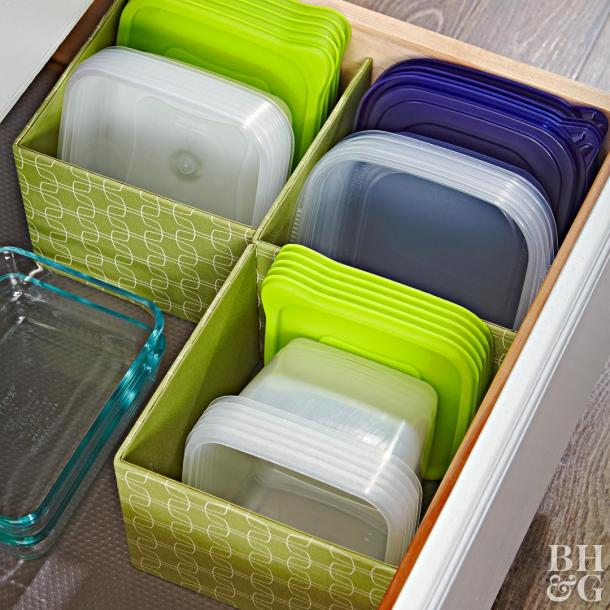 16 Genius Kitchen Organization Hacks - Kitchen Organization Ideas, Kitchen Organization Hacks, Genius Kitchen Organization Hacks, Genius Kitchen Organization, diy kitchen organization