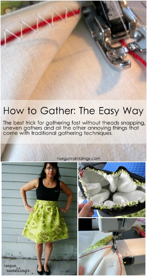 Sewing Hacks You Need to Know - Sewing Hacks, Sewing Hack, sewing, DIY Sewing Projects, Beginner Sewing Projects, Beginner Sewing