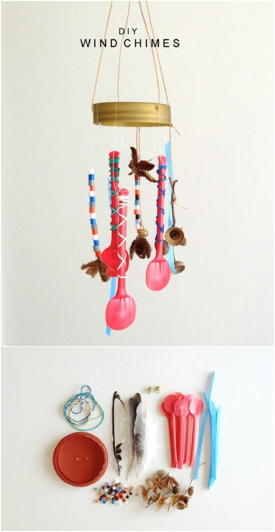 17 Amazing DIY Wind Chime Ideas for Relaxing Outdoor Atmosphere