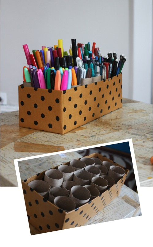 Life Hacks With Cardboard Boxes