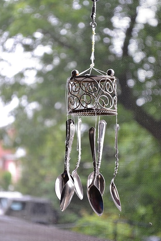 15 Simple and Beautiful DIY Wind Chimes Ideas - DIY Wind Chimes Ideas, DIY Wind Chimes, DIY Wind Chime