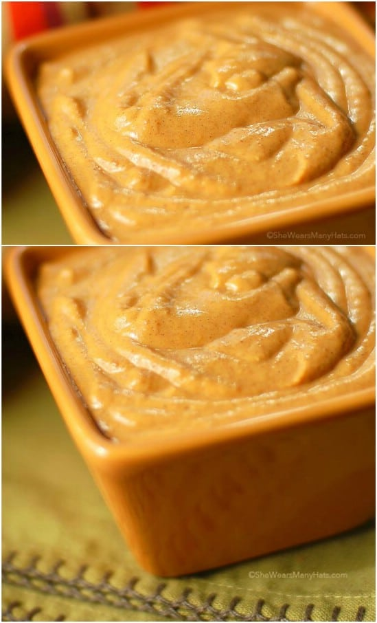 Quick And Easy Fall Pumpkin Dip