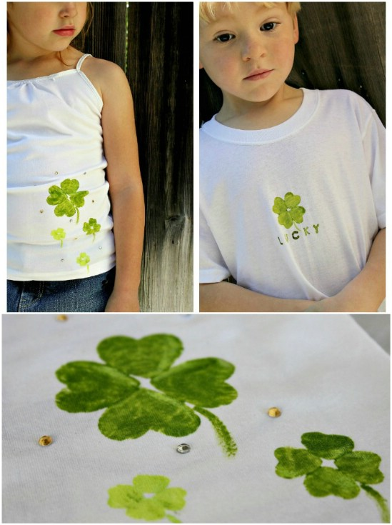 St. Patrick's Day Lucky Shirt