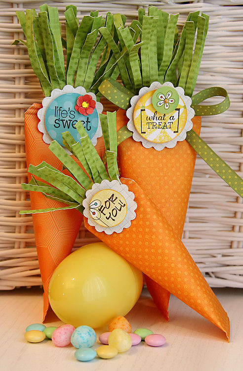 Creative DIY Easter Carrot Decorations and Treats - Easter treats, DIY Easter Home Decor Ideas, DIY Easter Home Decor, diy Easter decorations, DIY Easter Carrot Treats, DIY Easter Carrot Decorations and Treats, DIY Easter Carrot Decorations, carrot