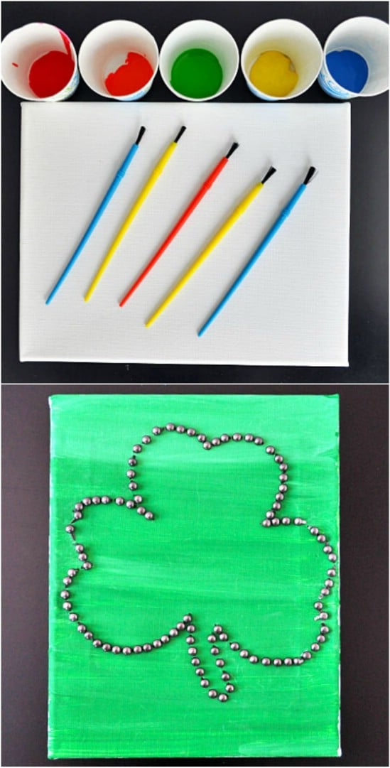 Shamrock Canvases