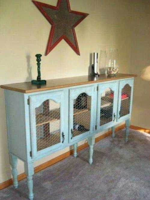 Upcycled Kitchen Cabinet Wine Rack