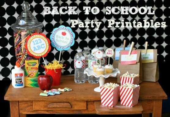 50 BEST Back to School Celebration Ideas 3