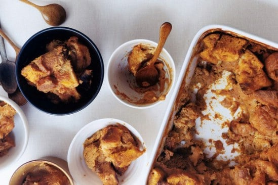 Easy And Delicious Pumpkin Bread Pudding