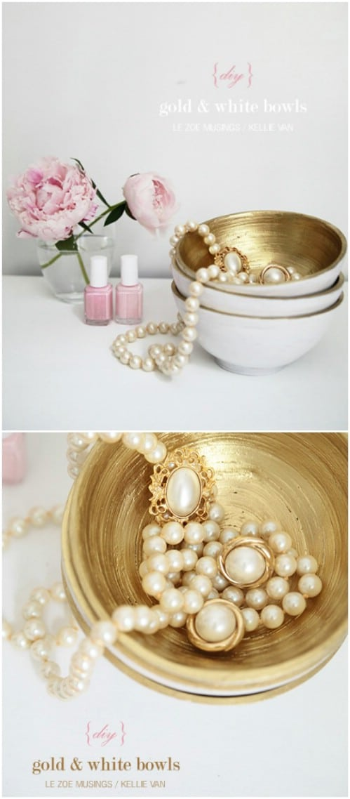 Makeover Projects: 18 Creative DIY Spray Paint Ideas