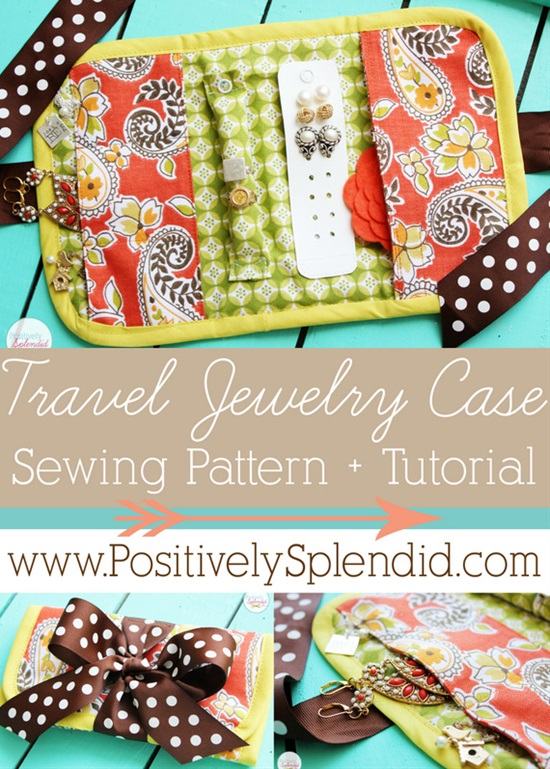 Easy Sewing Projects-15 Things to Sew in Under 10 Minutes - Sewing Projects, Easy Sewing Projects, DIY Summer Sewing Projects, DIY Sewing Projects, Beginner Sewing Projects