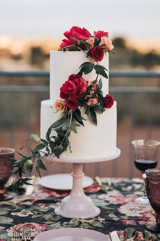 Affordable Wedding Cake - Ruze Cake House