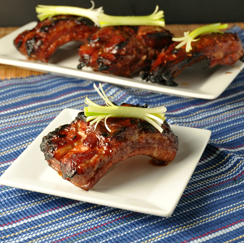 Barbecued Spare Ribs | 25+ Chinese Food Recipes at Home