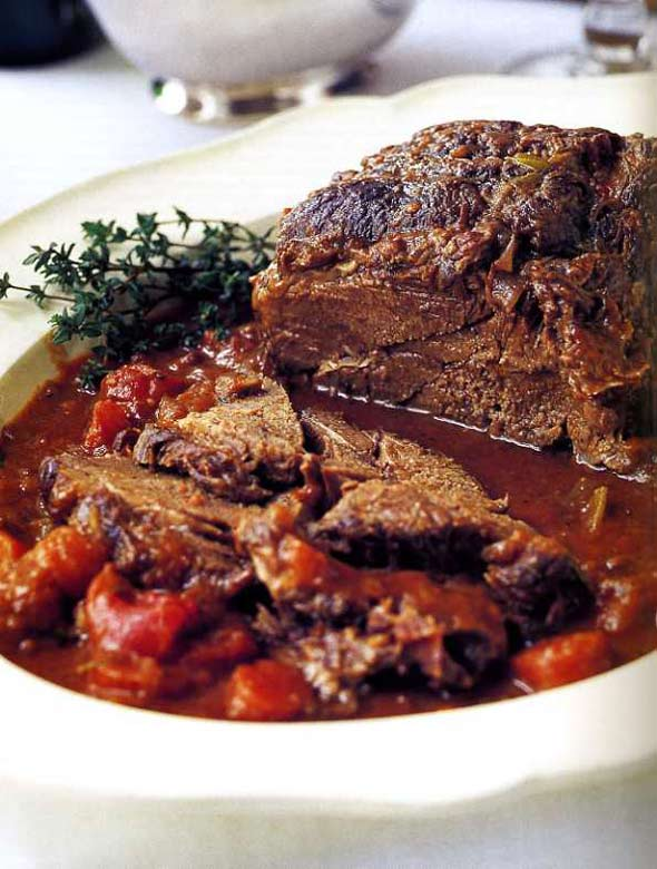 Barefoot Contessa Pot Roast | 25+ Sunday Roast Recipes