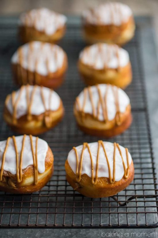 Biscoff Donut | 25+ Donut Recipes