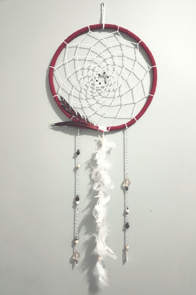DIY Dream Catchers - Bohemian Dreamcatcher - How to Make a Dreamcatcher Step by Step Tutorial - Easy Ideas for Dream Catcher for Kids Room - Make a Mobile, Moon Designs, Pattern Ideas, Boho Dreamcatcher With Sticks, Cool Wall Hangings for Teen Rooms - Cheap Home Decor Ideas on A Budget http://diyprojectsforteens.com/diy-dreamcatchers