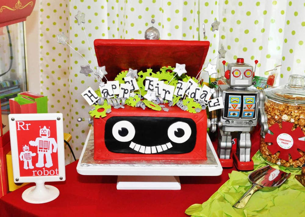 DIY Project: 15 Great Boys Birthday Party Ideas (Part 2)