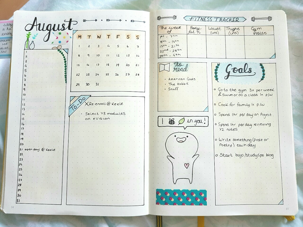 Bullet Journal, Bullet Journal Ideas, Bullet Journal Monthly Ideas, Bullet Journal Inspiration, Bullet Journal Pages Ideas, How To Start A Bullet Journal