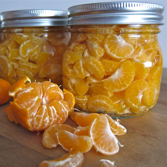 Canned Mandarin Oranges | 25+ Canning Recipes