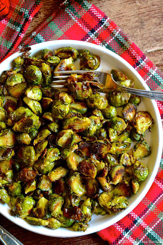 Caramelized Brussels Sprouts   25+ Browned Butter Recipes