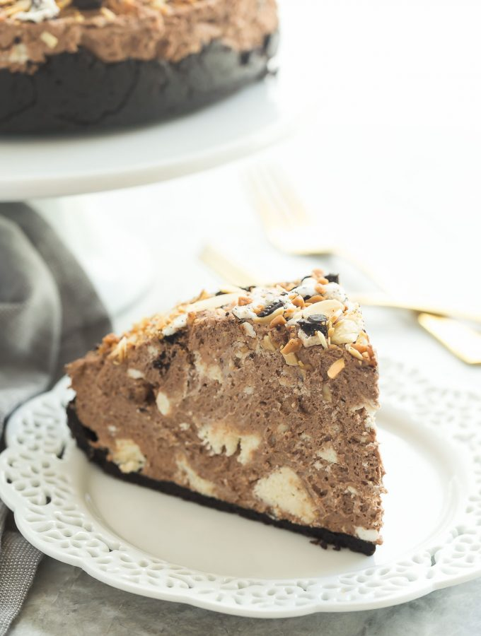 Chocolate Explosion | 25+ Thanksgiving Pies
